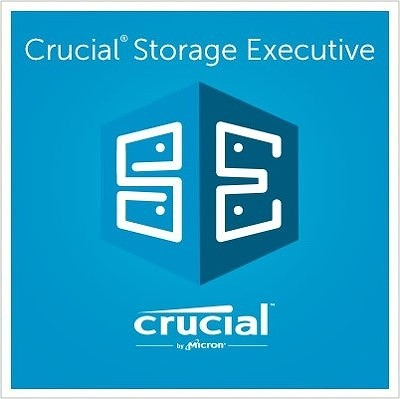Storage Executive 起動画面